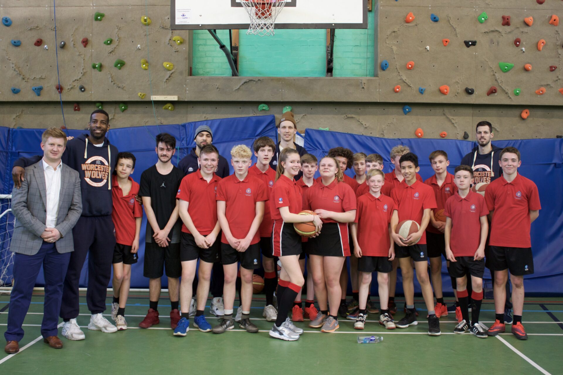 Worcester Wolves Basketball Club » Nicol & Co Works with ...